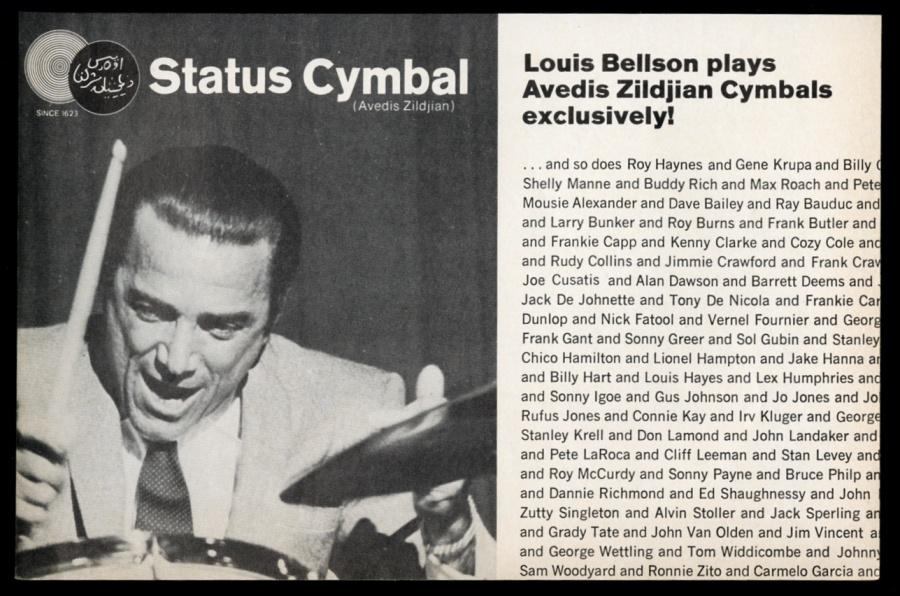 Louis Bellson Louie Bellson - Paul Smith - Intensive Care